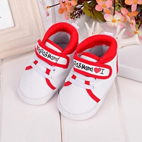 4dc0625fa Yiqu Baby Infant Kid Boy Girl Soft Sole Canvas Sneaker Toddler Shoes ...