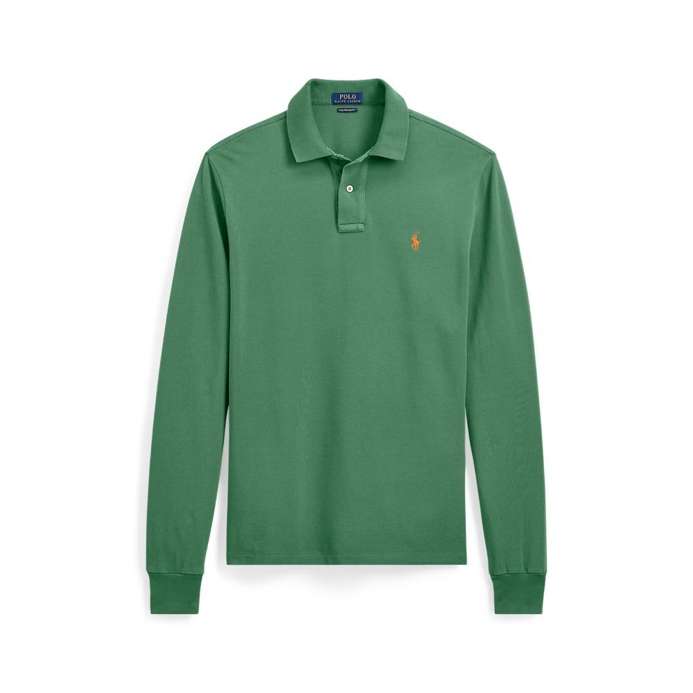 1a91caf38 Polo Ralph Lauren Classic Fit Long-Sleeve Polo | Shirts & Tops ...