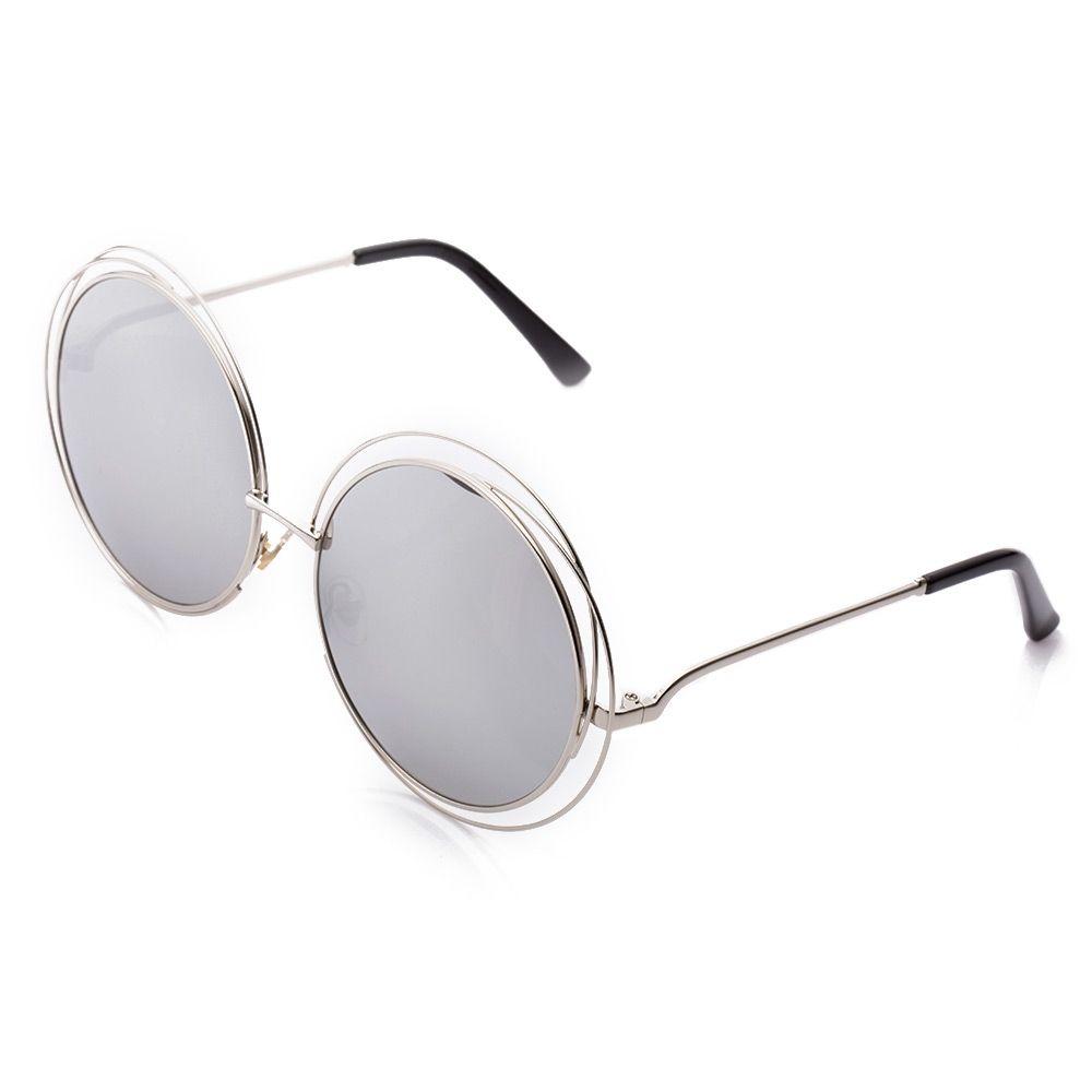 7e38374f9 Fashion Circle Wire Frame Sunglasses Price in Egypt | Jumia ...