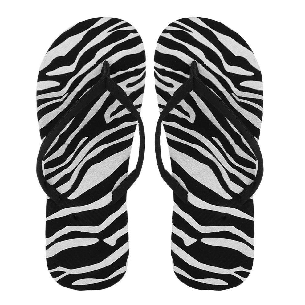 91c9332f3c41 Kokobuy Womens Summer Fashion Beach Flip Flops Thong Flat Sandals Slipper  Girls Shoes