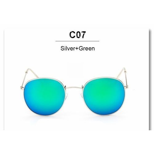 ac0bf15fb369 Buy Generic Fashion Classics Metal Personality Eye Sunglasses Cool Vintage  Eye Women Round Glasses Accessories Gifts