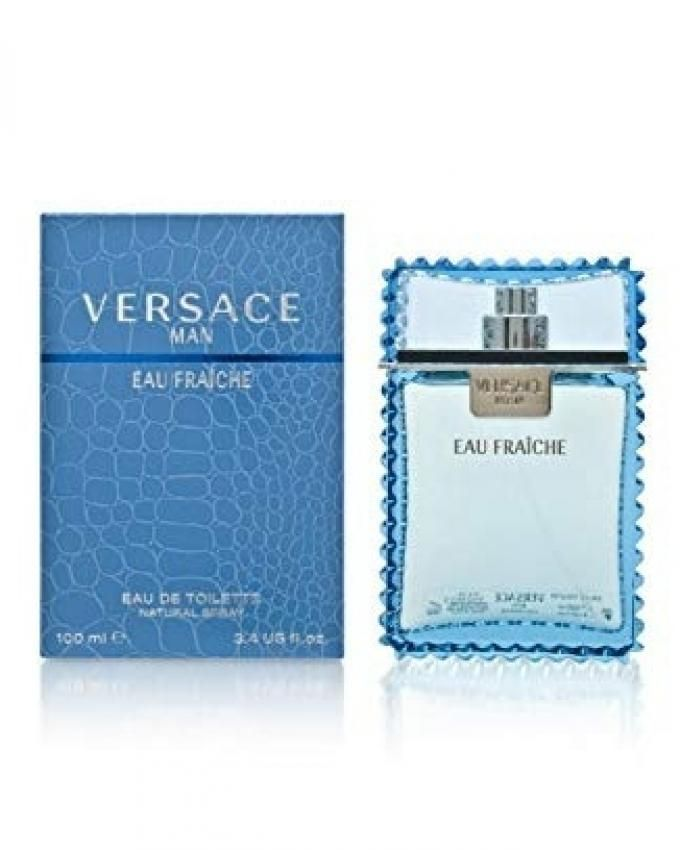 d8833f410 سعر Versace Eau Fraiche - For Men - EDT - 100 ml فى مصر | جوميا ...