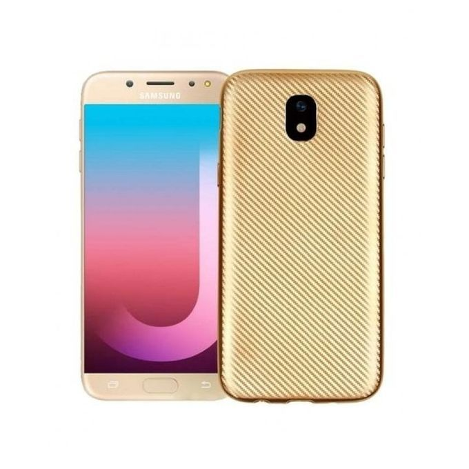 innovative design 49d93 3c28a Generic Back Cover For Samsung Galaxy J3 Pro 2017 - Gold Price in ...