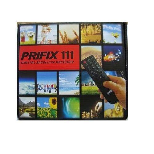 Prifix Receiver Full Device + Wire + Signal Lens + Dish 111