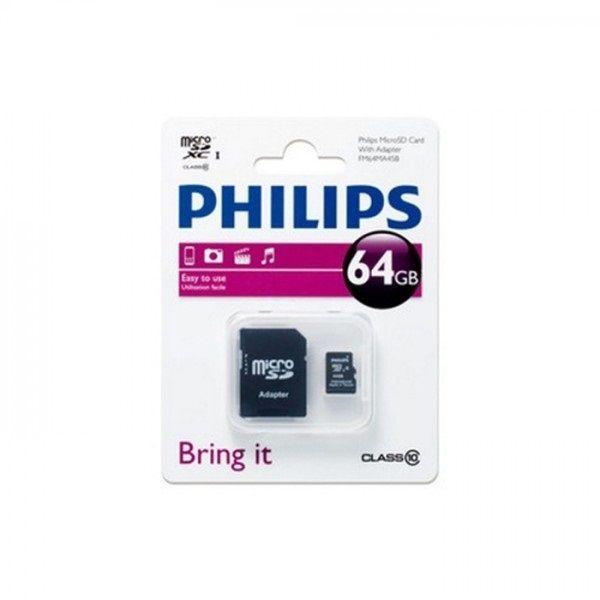 Philips 32 GB Micro SD Class 10 Memory Card