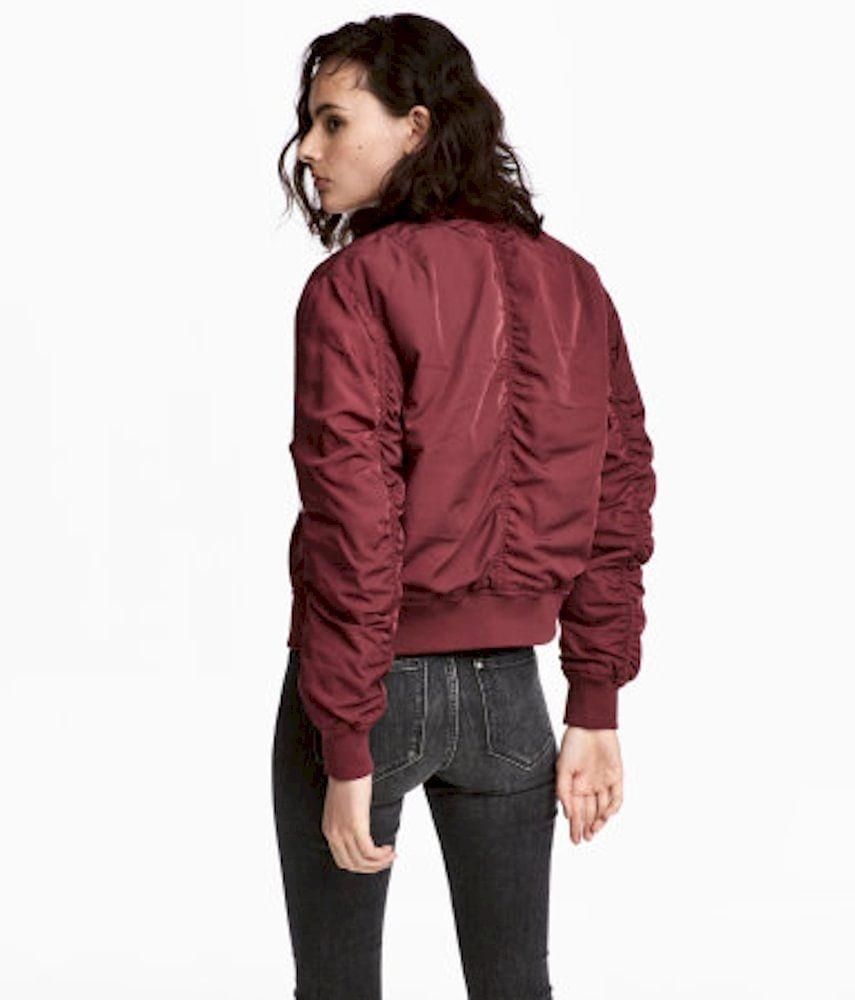 h m bomber jacket jackets coats. Black Bedroom Furniture Sets. Home Design Ideas