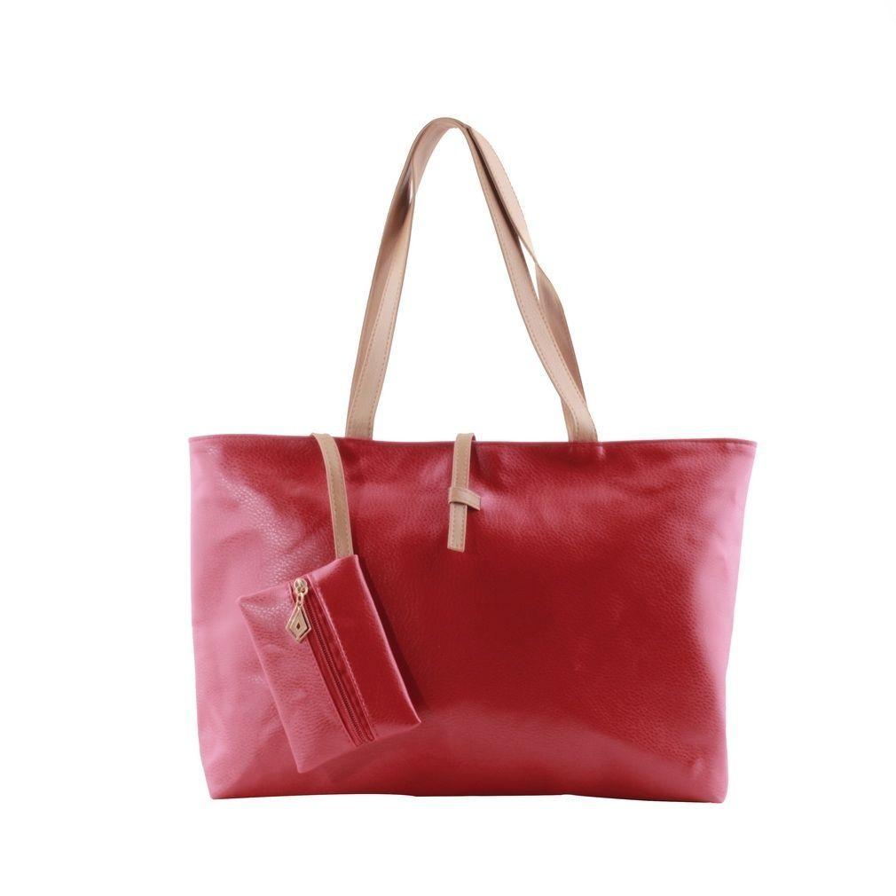 8971370d7 Allwin Women PU Leather Tote Shoulder Bags Hobo Handbags Satchel Messenger  Bag Purse. 119.00 جنية مصرى