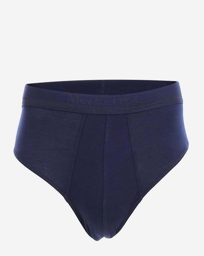 Cottonil Mercerise' Bikini - Navy