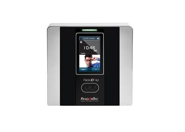 Fingertec Face ID 4d - Face Recognition System For Door