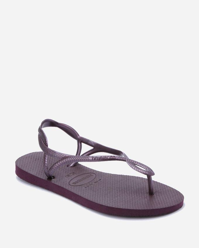 afc1327b8 Buy Havaianas Cross Back Strap Slipper - Dark Purple in Egypt