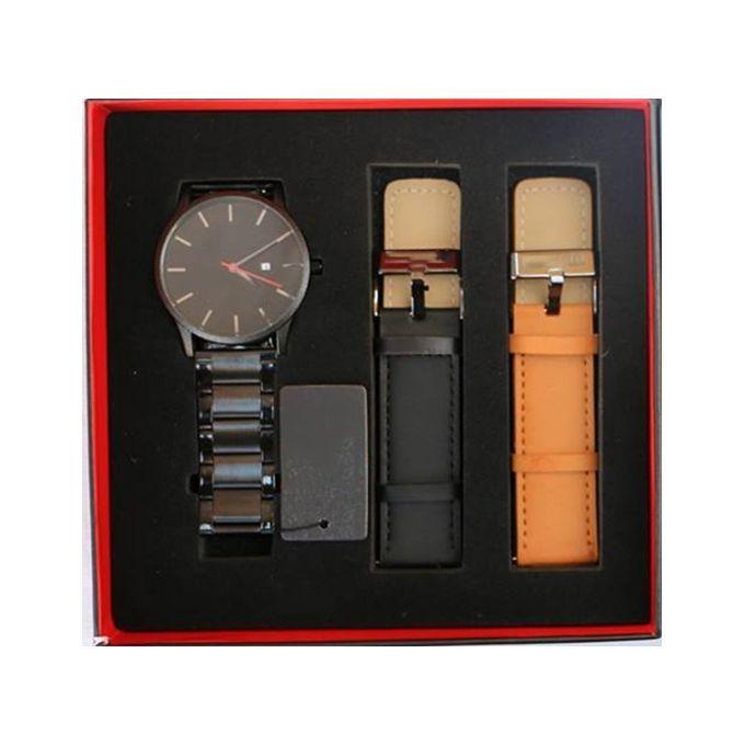 3b6b0e75e9736 سعر Mvmt Classic Interchangeable Wardrobe Watch Set - 3 Pcs فى مصر ...