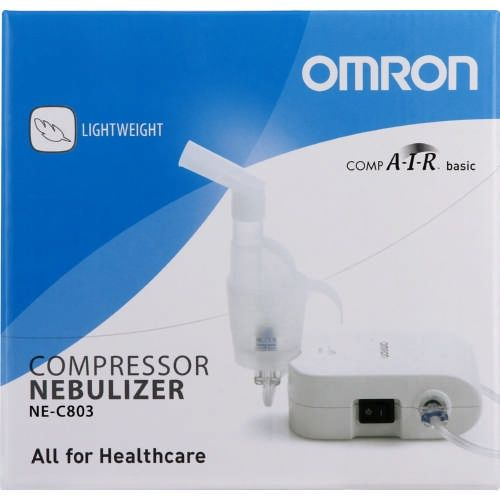 Buy Omron NE-C803 Compressor Nebulizer in Egypt