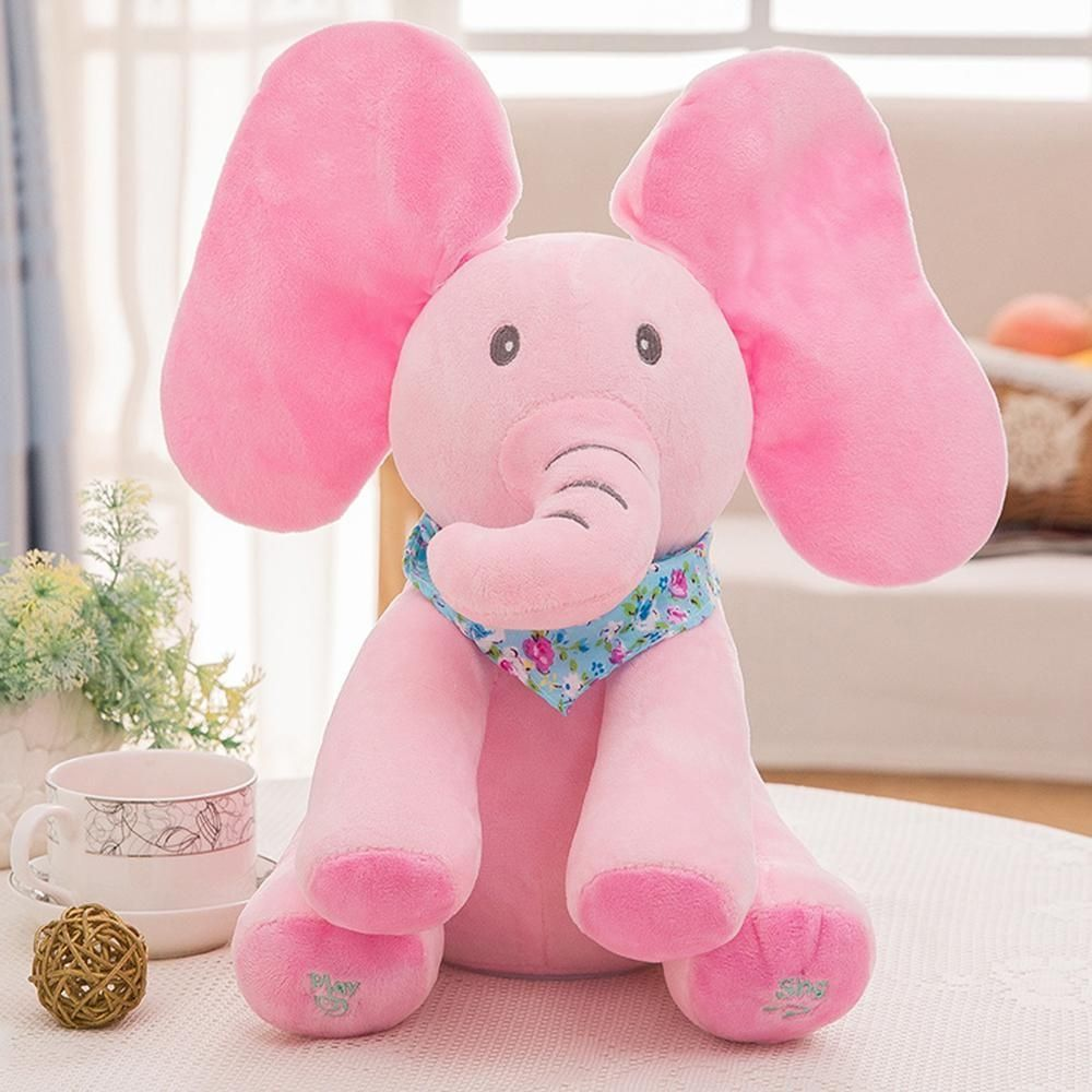 55f56f7d2 Louis Will Baby Elephant Plush Toy