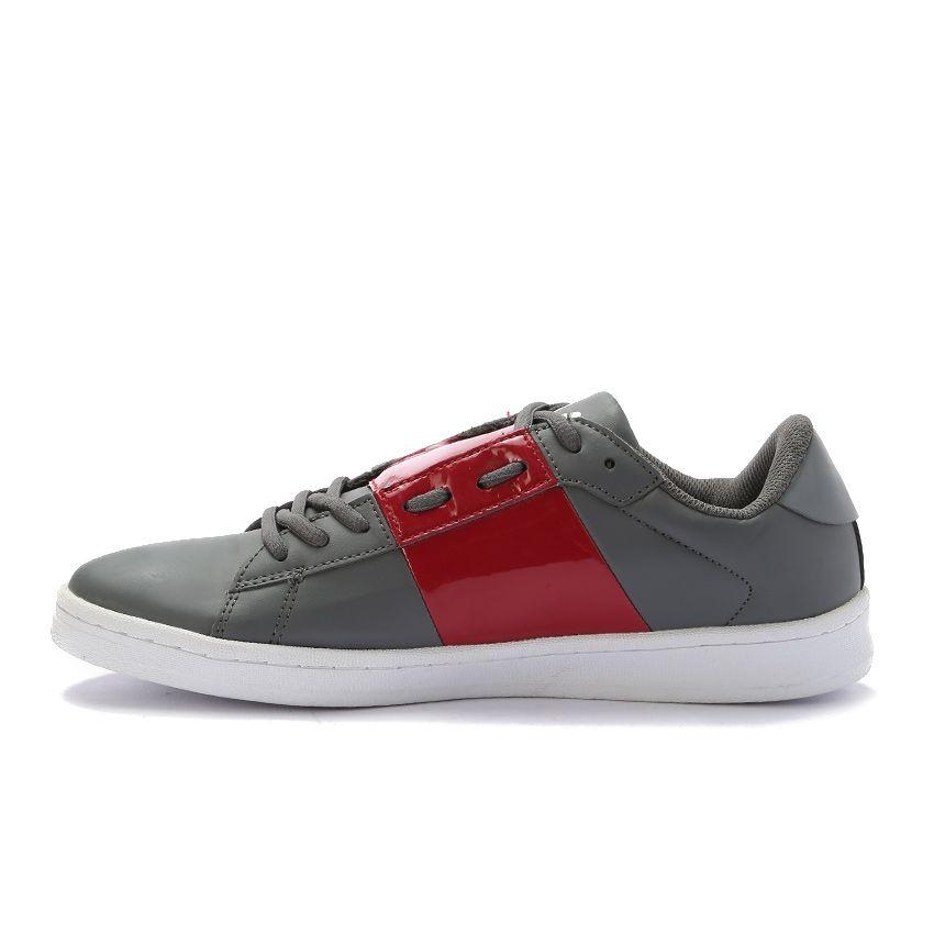 c9e28370c سعر Fila In Sneakers - Dark Grey & Dark Red فى مصر | جوميا | أحذية ...
