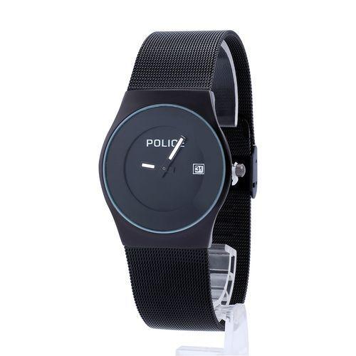 bd4786897 سعر Police Unisex Ultra Thin Dial Quartz Watch -Silver فى مصر ...