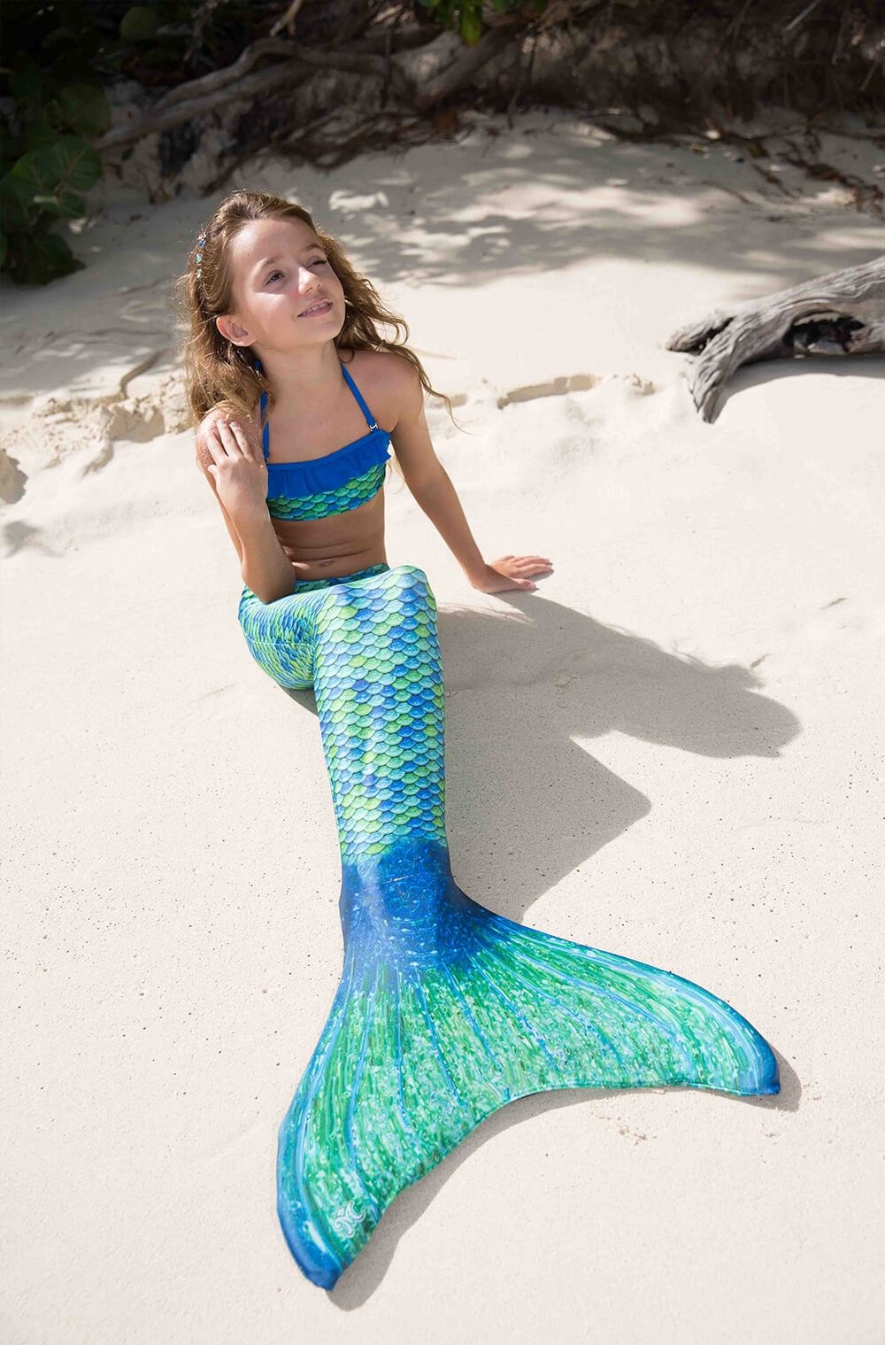 FinFun Mermaid Tail & Fin 6 (5-7 yrs) Price in Egypt | Jumia | Baby
