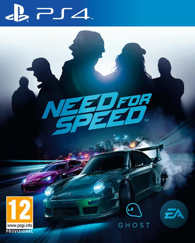 Electronic Arts Need For Speed - Playstation 4