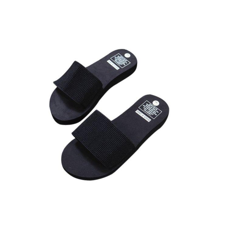 9ae736a7758aaa Generic Summer Women Shoes Platform Bath Slippers Wedge Beach Flip Flops  Slippers Shoes