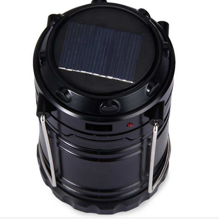 Generic 6 Led Rechargeable Camping Light