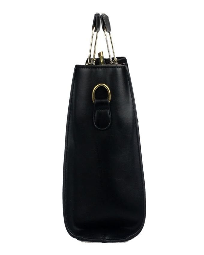 Neworldline Womens Lady Handbag Clutch Shoulder Bag Messenger Cross Body Satchel-Black