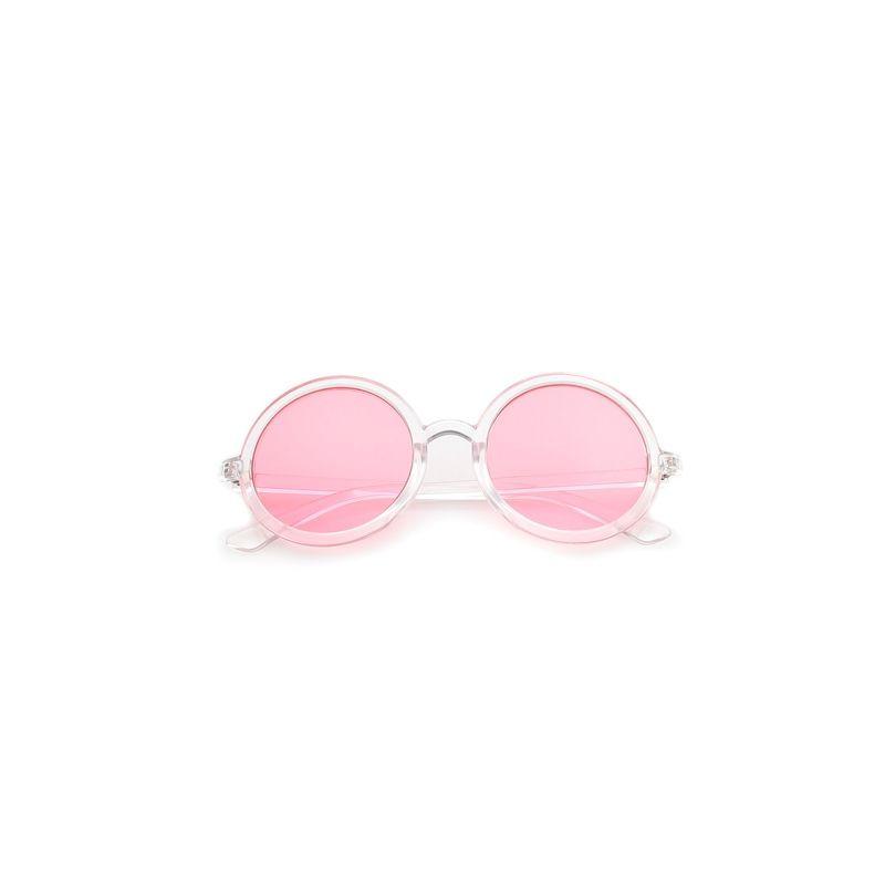 5931c8b569b7 OEM New Fashion Europe And The United States Round Sunglasses Men And Women  Sunglasses Travel Marine Film Wild Glasses-pink