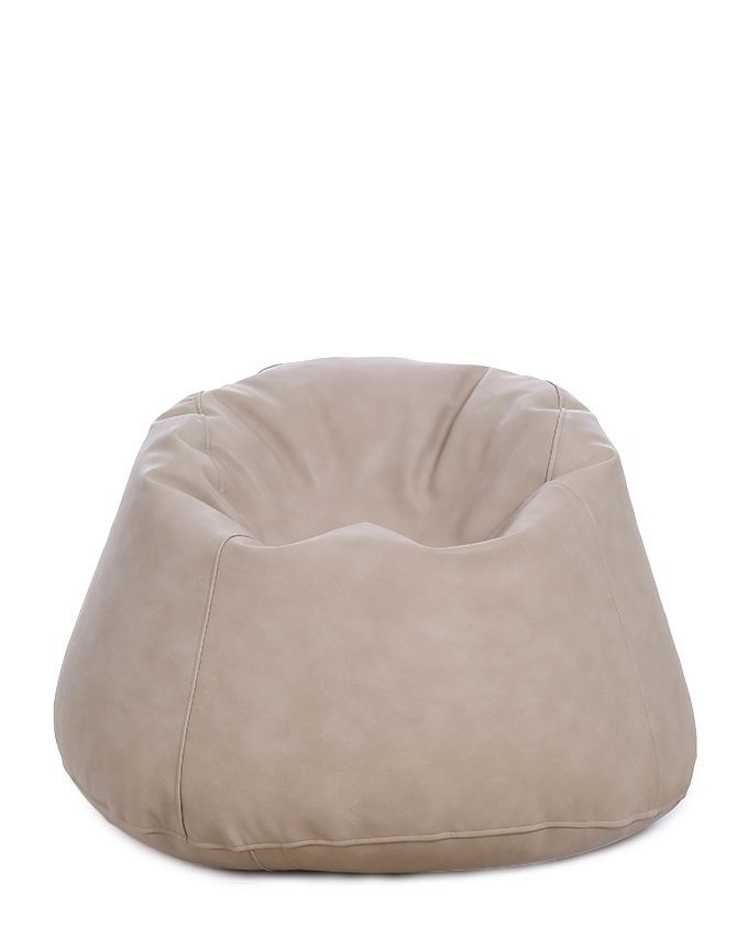 Art Home Sofa Bed Pvc Bean Bag Beige Buy Online Jumia Egypt