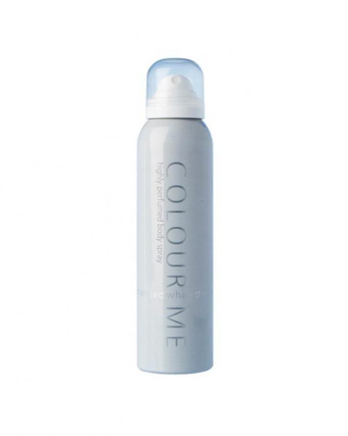 7c80d66a7 سعر Colour Me White Perfumed Body Spray - For Men - 150ml فى مصر ...