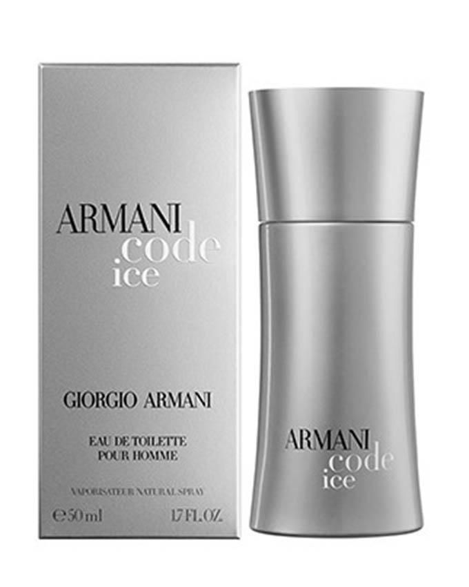 Giorgio Armani Code Ice Edt For Men 50 Ml Price In Egypt