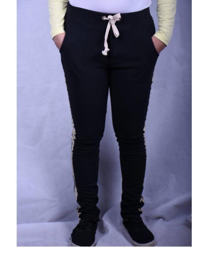 Coctail Sweatpants - Black