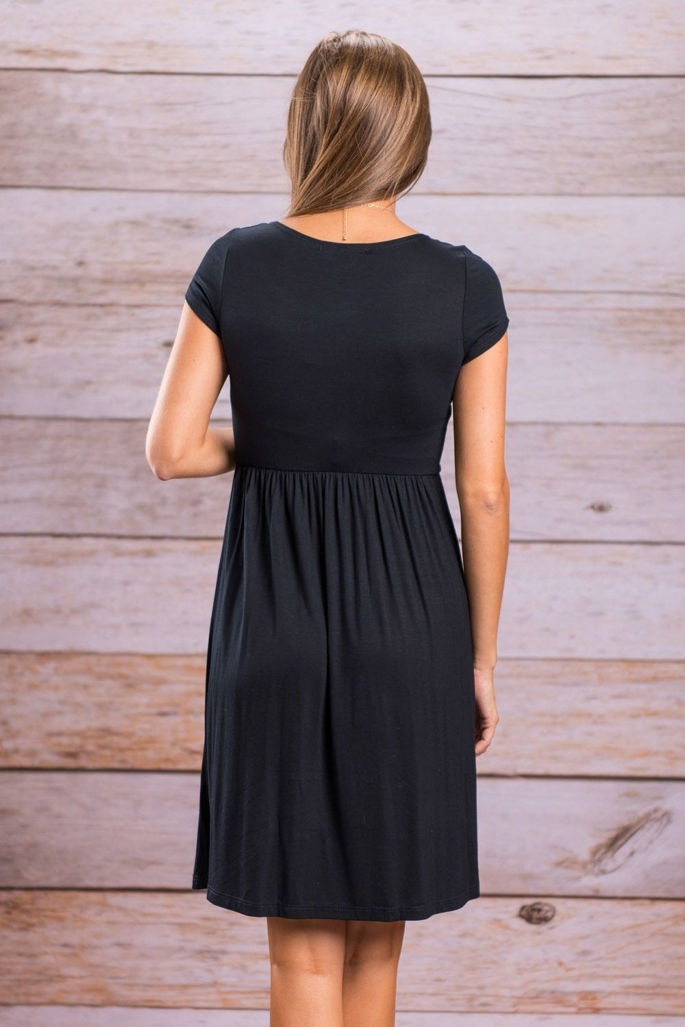 94443f3db4d Buy Generic Fashion Women Short Sleeve Solid Beach Casual Evening Party  Short Mini Dress in Egypt