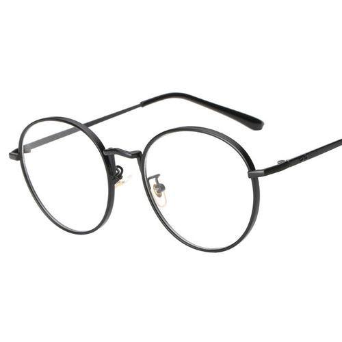 Eissely Men Women Clear Lens Glasses Metal Spectacle Frame Myopia  Eyeglasses Glasses 78d74e4ed3ae