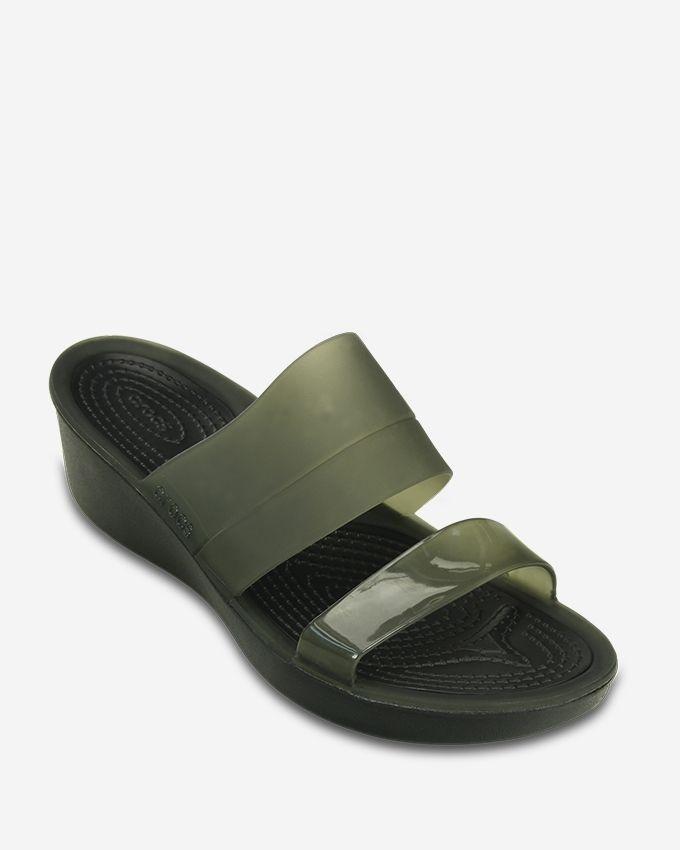 b83dd9a907fb Crocs Rubber Slipper - Black