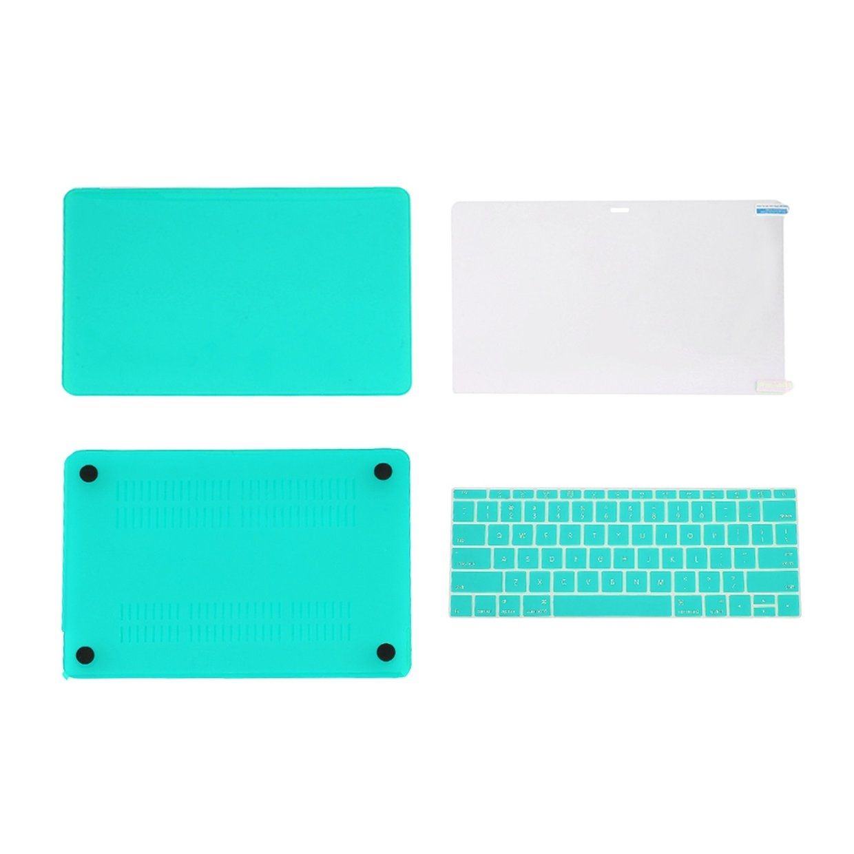 a136b77ccdf5e Generic OR Laptop Sleeve Case Hard Cover Suitable For Macbook 12 Inch  Notebook-white Blue