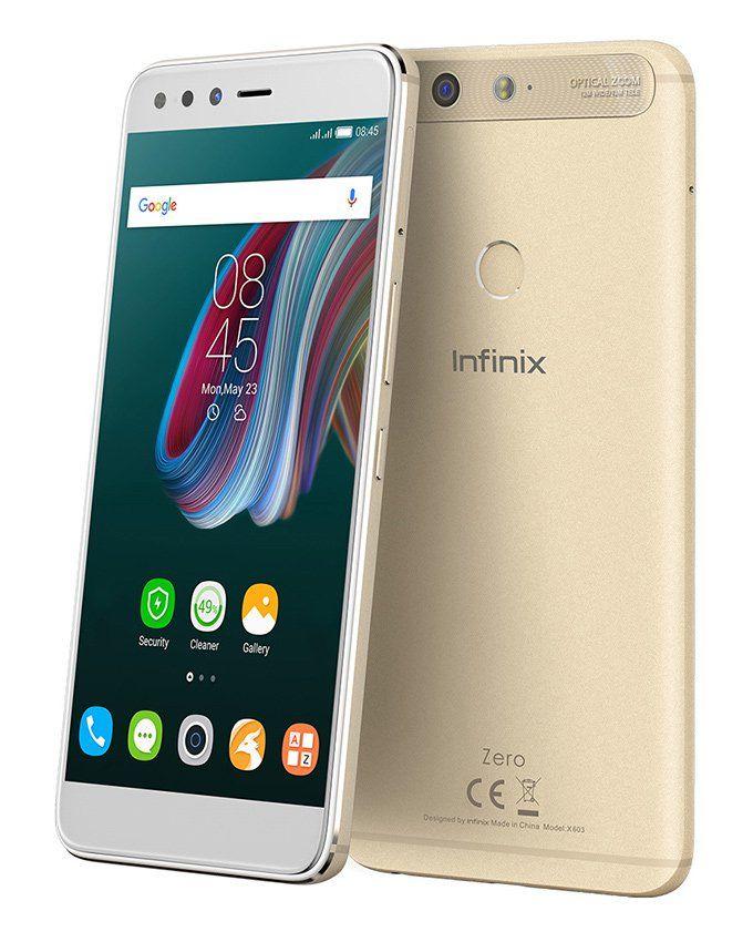 Infinix X603 Zero 5 - 5 98-inch - 64GB - Dual SIM 4G Mobile