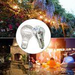 لمبة LED RGB مصباح E27 LED لمبات الإضاءة الزخرفية للمنزل عيد الميلاد عطلة عيد ميلاد الحزب الديكور