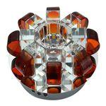 5W LED Aluminum Ceiling Light Fixture White Pendant Lamp Chandelier