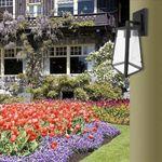 Retro Vintage Outdoor Wall Lamp Lantern Sconce Light Fixture Garden Porch Decor # 1