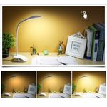 14 Pcs Led Desk Lamp USB Touch Table Lamp With Clip Bed Reading Book Night Light LED Desk Lamp Table 3 Modes Eye Protection