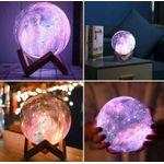 Galaxy Table Lamp - 25 cm