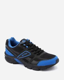 سنيكرز رياضية - أسود و أزرق
