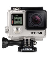 هيرو 4 - كاميرا رقمية مقاومة للماء بدقة 12 ميجا بيكسل - أسود