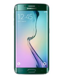 "Galaxy S6 Edge - 5.1"" - 32GB Mobile Phone - Green Emerald"