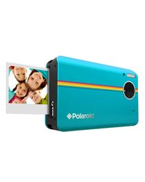 Z2300 10MP Instant Digital Camera with Zero Ink Printing Technology - Blue