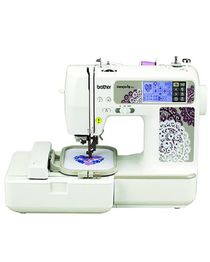 NV955 Computerized Sewing And Embroidery Machine - 196 Stitches