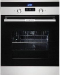 SLV 234 Stainless Steel Built-In Electric Oven - 60cm