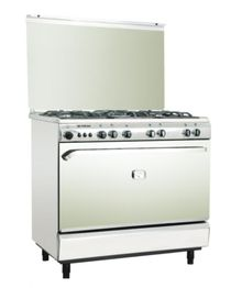 Tango Stainless Gas Cooker - 5 Burners