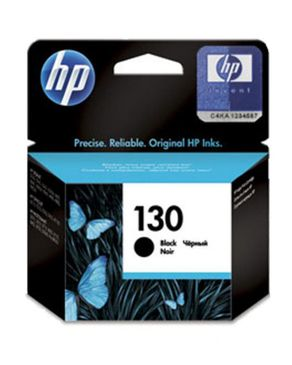 HP 130 - Black Original Ink Cartridge