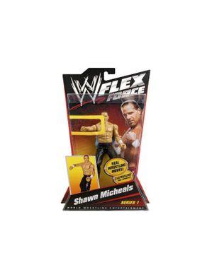 WWE WWE Flexforce Figures logo