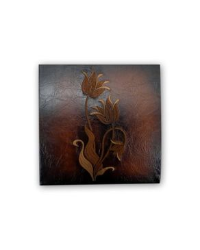Creation 811038 Leather Wall Art