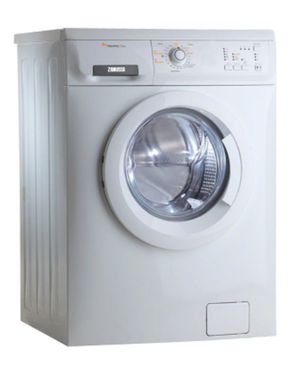 Zanussi ZWF650E Front Loading Washing Machine - 5kg logo